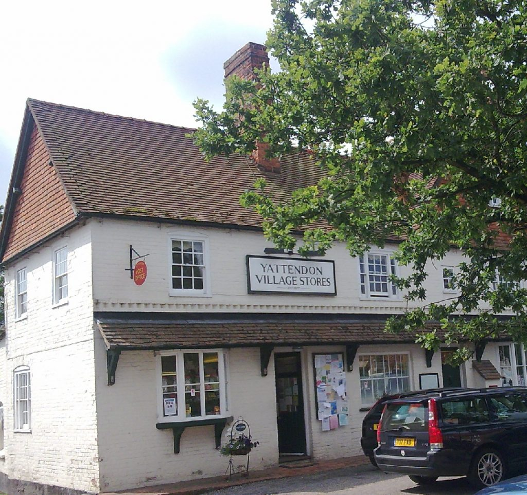Yattendon Stores photo