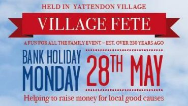 All proceeds to local charities – fun for all the family