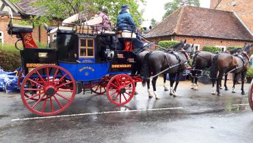 Road Carriage Club Sunday 12th August