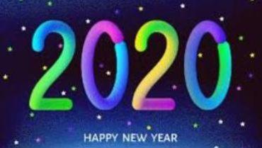 wishing everyone a very happy 2020