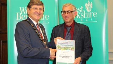 West Berkshire Council Community Champion Awards