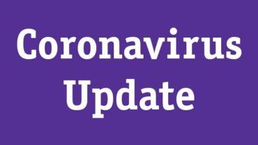 Coronavirus 21st June 2020